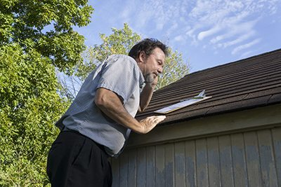 Insurance Inspector finds roofing problems