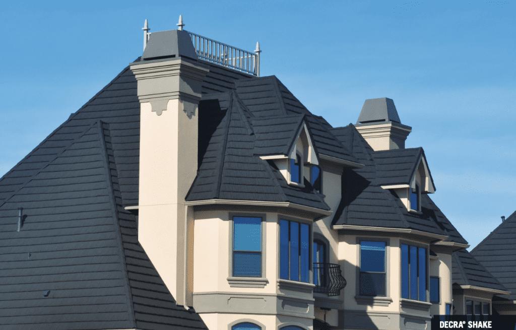 Decra Shake New Roof Plus