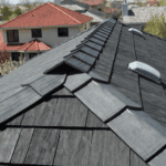 Rubber roofing by Euroshield