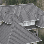 Euroshield ruber roofing on large home