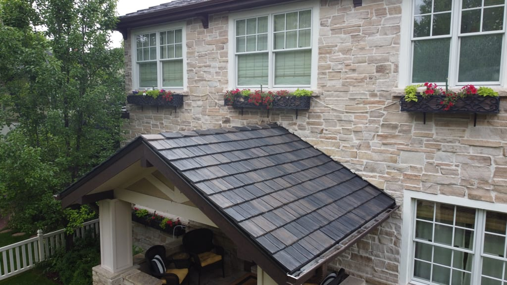 Davinci Roofscapes Composite tile by New Roof Plus